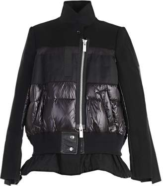 Sacai Contrast Style Jacket