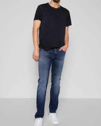 7 For All Mankind Luxe Sport Adrien Easy Slim with Clean Pocket in Authentic Euphoria