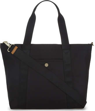 Bea Yuk Mui Jem + Lolo nylon changing bag tote, Black
