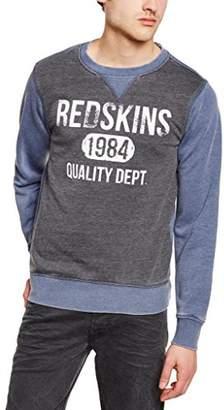 Redskins Men's Plain or unicolor Long sleeve Jumper