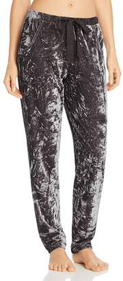 Josie Crushed Velvet Lounge Pants