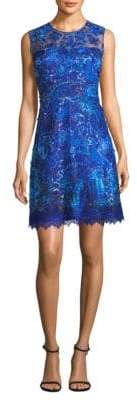 Elie Tahari Anabelle Lace Dress