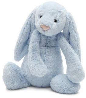 Jellycat Bashful Bunny Chime Plush Toy $25 thestylecure.com