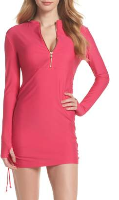 Mott 50 Sonja UPF 50 Cover-Up Swim Dress