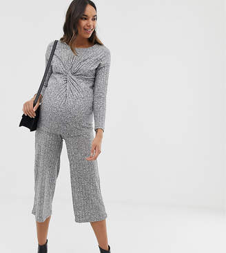 6e205daaf1bc0 New Look Grey Maternity Clothing - ShopStyle UK