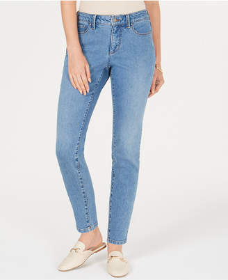 Charter Club Petite Cropped Skinny Jeans