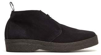 Sanders Suede Chukka Boot in Black