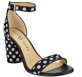 Katy Perry Ankle Strap Heeled Sandals- The Clara
