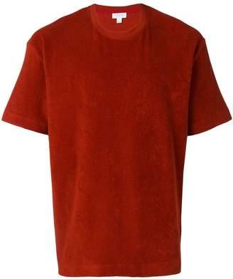 Sunspel fleece T-shirt