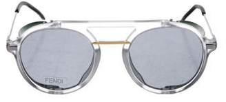 Fendi Round Aviator Sunglasses w/ Tags