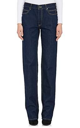 Calvin Klein Women's Straight-Leg Jeans