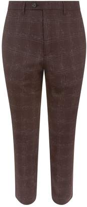 Ted Baker Ddartro Boucle Check Trousers