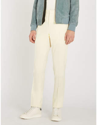 Polo Ralph Lauren Regular-fit wool tapered trousers