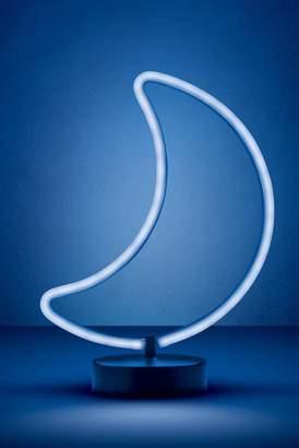 """Merkury Innovations Blue Moon 12\"""" LED Neon Lamp"""