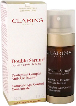 Clarins Unisex 1Oz Double Serum Complete Age Control Concentrate