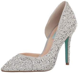 b310cf6d059 Betsey Johnson Silver Women s Shoes - ShopStyle