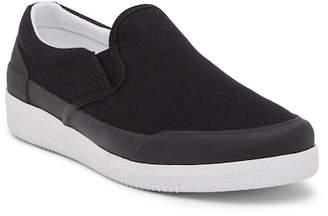 Hunter Canvas Plimsole Slip-On Sneaker