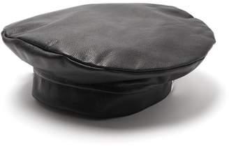 CHARLES JEFFREY LOVERBOY Tasmania leather beret