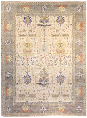 F.J. Kashanian Michelle Hand-Knotted Wool Rug