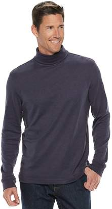 Croft & Barrow Men's Classic-Fit Easy-Care Interlock Turtleneck