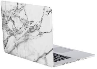 "iHome Zoe 13\"" MacBook Air White/Black Marble Laptop Shell"