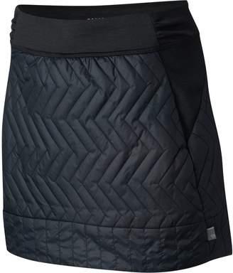 Mountain Hardwear Trekkin Insulated Mini Skirt - Women's