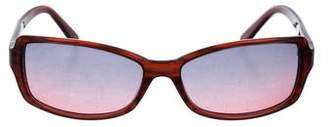 Bvlgari Acetate Tinted Sunglasses