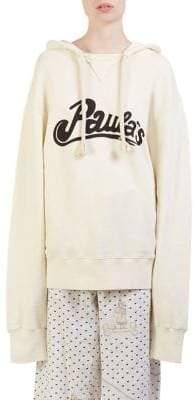 Loewe X Paula's Ibiza Oversized Hoodie