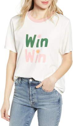 ban.do Win Win Ringer Tee