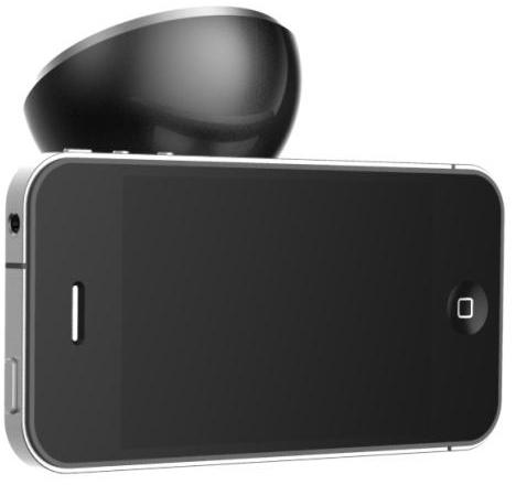S1 360° Swivel Mount: MicroSuction Phone Dock