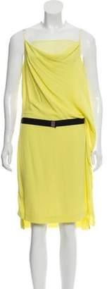 Diane von Furstenberg Kairi Midi Dress Yellow Kairi Midi Dress