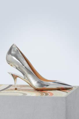 Maison Margiela Cut-out heel pumps