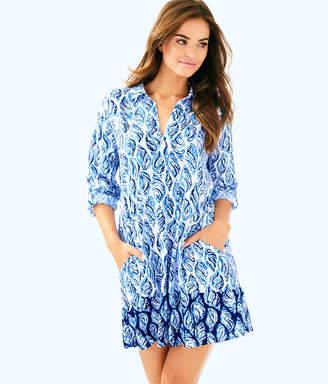 Lilly Pulitzer Womens Lillith Tunic Dress