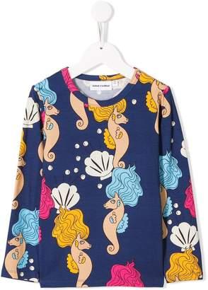 Mini Rodini Seahorse T-shirt
