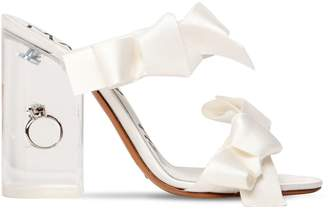 Maison Margiela 105mm Marry Me Satin Sandals