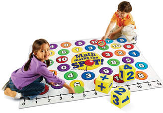Learning Resources Inc Learning Resources Math Marks The Spot Floor Game