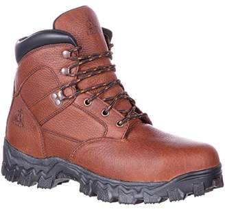 Rocky Alpha Force Steel Toe Fully Puncture-Resistant Waterproof Work Boot