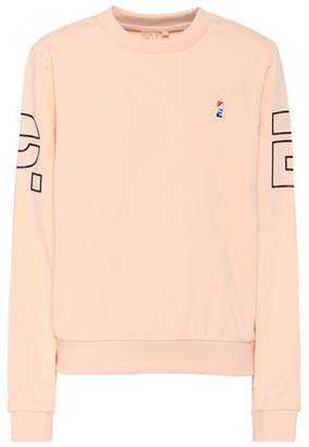 P.E Nation Moneyball cotton sweatshirt