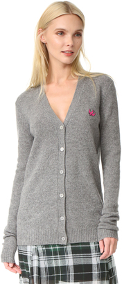 McQ - Alexander McQueen Swallow Cardigan $320 thestylecure.com