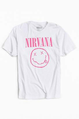 Urban Outfitters Nirvana Tee $28 thestylecure.com