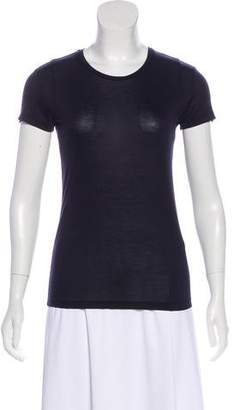 J Brand Scoop Neck T-Shirt