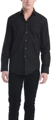 Simon Spurr Cricket Barrel Cuff Shirt