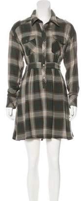 Funktional Long Sleeve Mini Dress