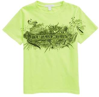 Rydon Print Cotton T-Shirt