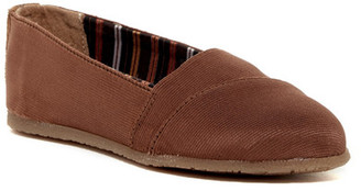 Minnetonka Eva Slip-On Shoe (Women) $42.95 thestylecure.com