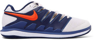 Nike Tennis - Air Zoom Vapor X Mesh and Rubber Tennis Sneakers