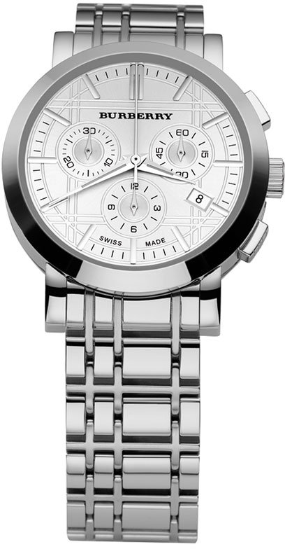 Burberry Timepieces Chronograph Watch