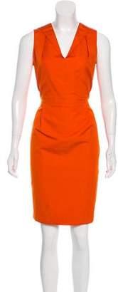 Max Mara A-Line Knee-Length Dress
