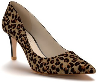 Women's Shoes Of Prey Pointy Toe Pump $209.95 thestylecure.com