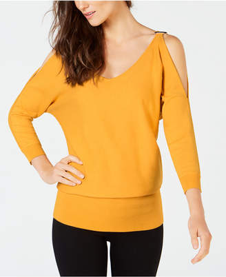 Thalia Sodi Dolman Split-Sleeve Sweater, Created for Macy's